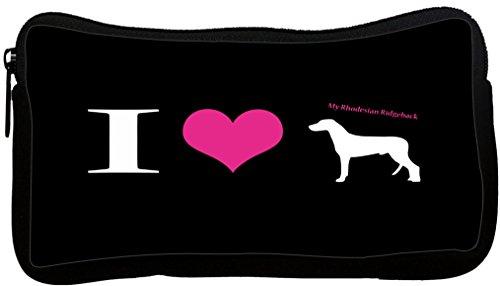 Rikki Knight I Love My Rhodesian Ridgeback Dog Neoprene P...