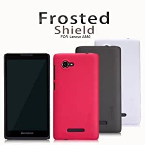 NILLKIN Super Frosted Shield Series Protective Case For Lenovo A880 --- Color:Black