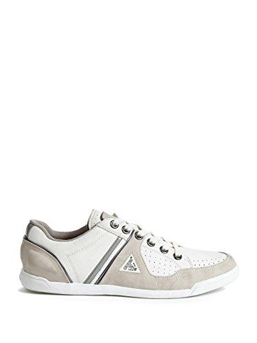 Fashion Sneaker Men's Multi Javonte GUESS White xg0nEa8g