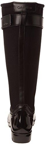 Calvin Klein - Wisconsin, Polacchine donna, color Nero (blk), talla 40 EU