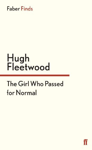 book cover of The Girl Who Passed for Normal