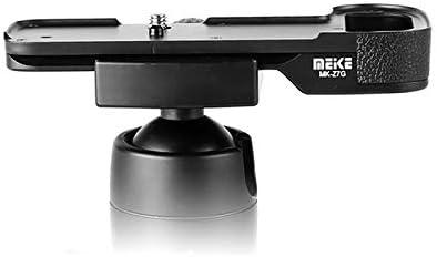 Metall Venidice Tuch Venidice Meike MK-Z7G Halterung f/ür Niokn Z7 Z6 Kamera inkl