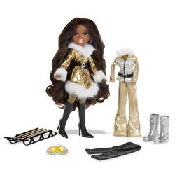 (Bratz Wintertime Collection - Sasha)