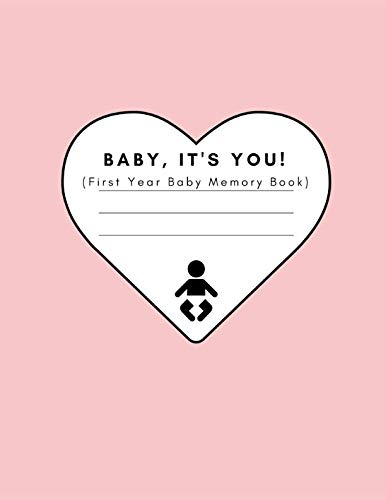 aby Memory Book): Modern Baby Journal First Year Record Book For Parents (Heterosexual, Gay and Lesbian Parents and Single Mothers | Baby shower Gift| Pink Edition) ()