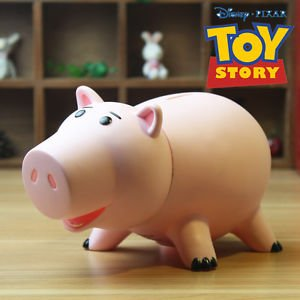 Toy Story Hamm Figure Coin Bank Money Box Piggy New With Box Children (Hamm Piggy Bank)