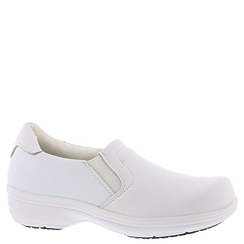 Easy Works Women's Bind Health Care Professional Shoe, White, 12 M US by Easy Works (Image #1)