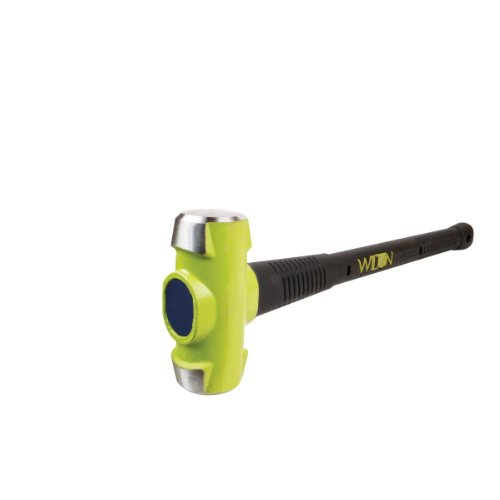 Wilton 40636 6 lb. BASH Soft Face Sledge Hammer with 36-in Unbreakable Handle