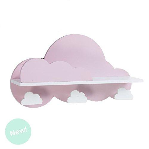 Estantería / Perchero Nube