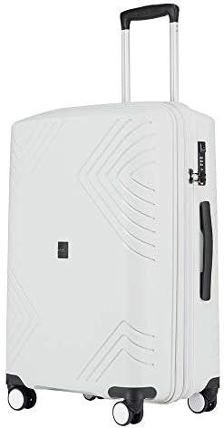 [해외]Kroeus (클로스) 가방 운반 케이스 PP100% 몸 용량 확장 기능 초경량 타입 TSA 자물쇠 장착 패스너 타입 일본어 설명서 1 년 보증 첨부 / Kroeus Suitcase Carry Case PP100 Body Capacity Extension Ultra Light Type TSA Lock With Fastener Instr...