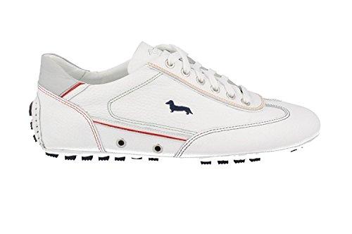 Scarpa e Blaine E6017500 Harmont Grasso Bianco 43 Bianco