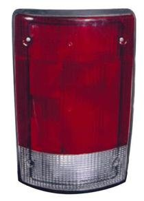 Go-Parts ª OE Replacement for 2004-2014 Ford Econoline Van Rear Tail Light Lamp Assembly/Lens/Cover - Right (Passenger) 5C2Z 13404 AA FO2801190 for Ford Econoline Van (Lamp Tail Van Ford)