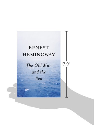 The Old Man And The Sea Ernest Hemingway 9780684801223 Amazon
