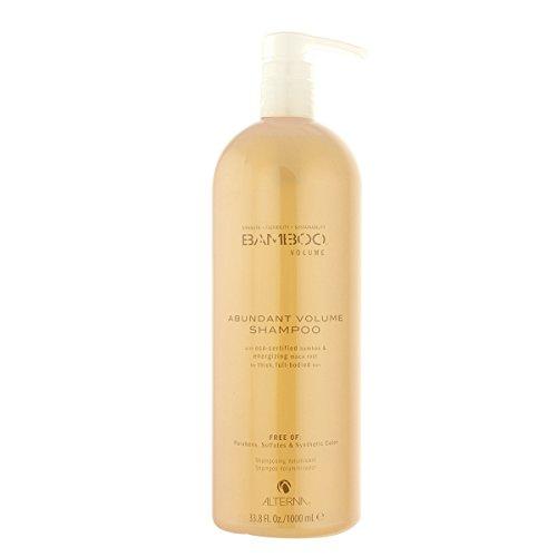 Shampoo Hair Bamboo - Alterna Bamboo Abundant Volume Shampoo, 33.8 Ounce