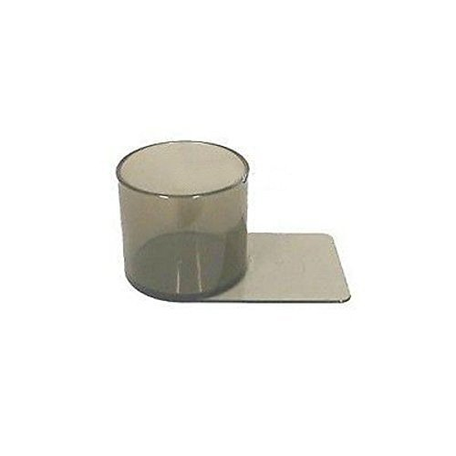 (8) Eight Plastic Slide Under Poker Table Drink Cup Holders - Item 70-2002x8