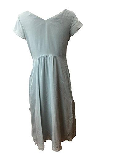 Taille De Robe Vintage De Soie Boden Nous 6