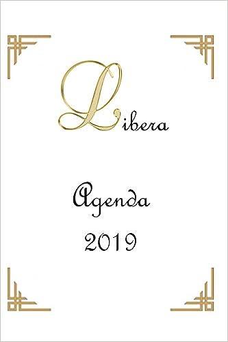 Agenda Libera 2019 (Spanish Edition): Zoraida Libera ...