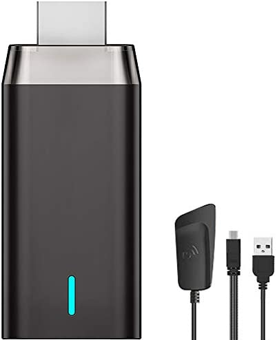 Wireless HDMI Display Dongle Adaptador, DIWUER 5G/1080P Miracast Airplay HDMI Dongle Receptor para Android / iPhone / iPad / Windows a Proyector / Monitor/ HDTV, Soporte Miracast DLNA Airplay: Amazon.es: Electrónica