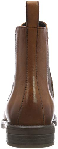 Amina Marron Boots Chelsea cognac Femme Vagabond IW7dBnI