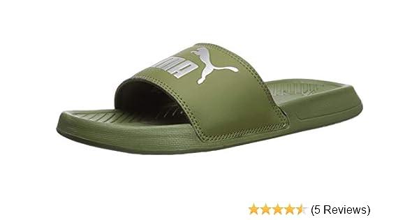 c2c4ecdc30e6 Amazon.com  PUMA Men s Popcat Slide Sandal  Shoes
