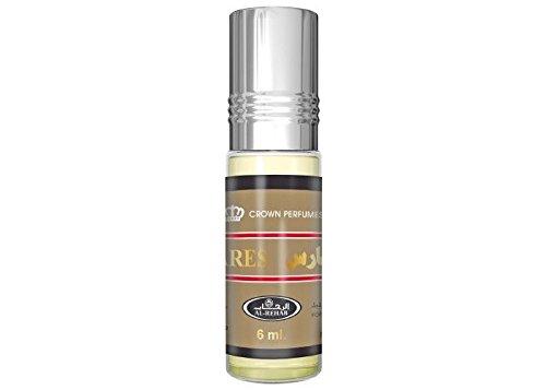 Al Fares Al Rehab 6ml Perfume Unisex Perfume Oil Alcohol-Free