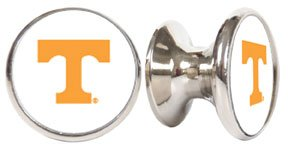 Tennessee Volunteers NCAA Stainless Steel Cabinet Knob / Drawer Pull (Pulls Tennessee Drawer)