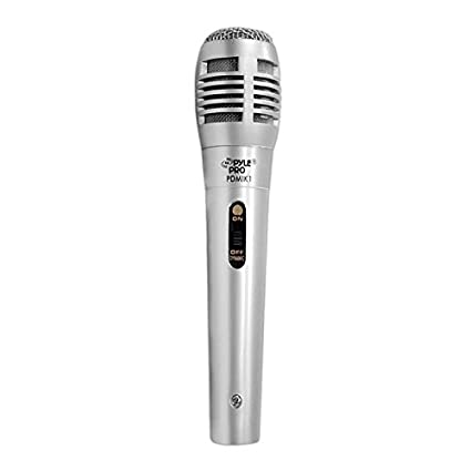 amazon com pyle pro wired dynamic microphone professional moving rh amazon com