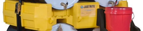 Justrite Drum Cradle - Justrite Drum Cradle System - Stack Module - 48X46x12