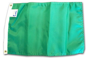 Irish Green Attention Flag - Solid Color Flag 2'x3' (Pms 348)