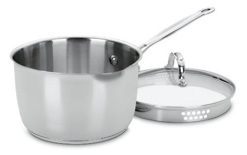 Cuisinart 7193 20P Classic Stainless Saucepan