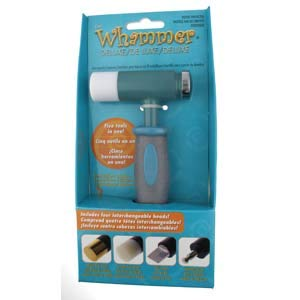 Whammer Deluxe Includes Four Interchangeable Heads by Beadsmith Beadblaze