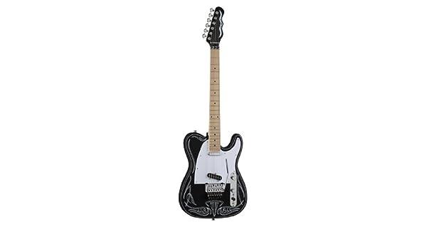 Dean Guitars Tracii Guns firma nashvegas - BKS - Guitarra eléctrica: Amazon.es: Instrumentos musicales