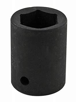 3//4 3//4 APF00 TV127505 Standard Plumbing Supply 39005 APEX TOOL GROUP-ASIA Master Mechanic 6 Point 1//2 Drive Shallow Impact Socket