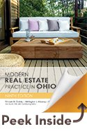 Modern Real Estate Practice in Ohio, 9th Edition