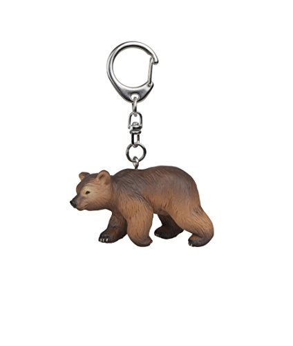 Papo Pyrenees Bear Cub Keychain by Papo
