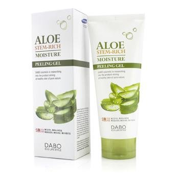 Dabo Aloe Stem Rich Moisture Peeling Gel 180Ml 6Oz