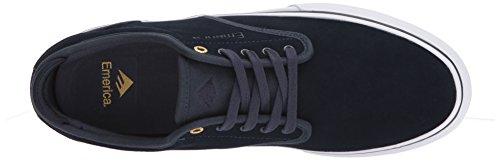 Uomo Scarpe Wino Blu Skateboard Bianco Marino Black Emerica G6 Da OYtqw6Pd