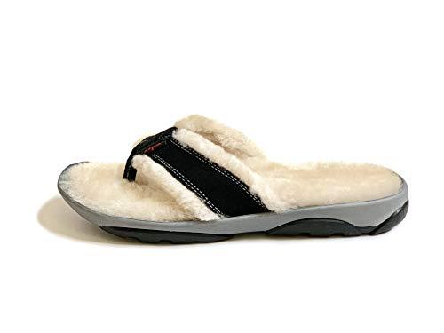 Ripa Unisex Himalayan Shearling Slipper Sandal