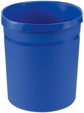 HAN Papierkorb GRIP 18 Liter rund blau