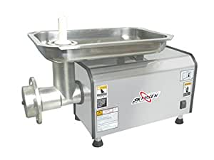 Heavy Duty Bench Meat Grinder w/ 990-lb Per Hour, No. 32 Hub