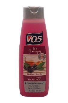 Alberto VO5 Tea Therapy Revitalizing Shampoo Blackberry Sage Tea