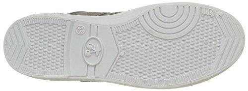 Le Temps des Cerises Basic 02 - Zapatillas de deporte Mujer Gris - Gris (Charcoal)