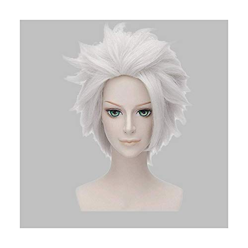 Disney Ursula Wig (TSNOMORE Anime Short Layered Holloween and Cosplay Ursula Wig (Toushiro)