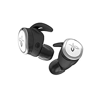 Jaybird RUN True Wireless Headphones for Running, 4+ Hours Play, Omni-Directional Mic, Sweat-Resistant, Comfort-Fitted Earpieces, Skip-Free Music - Drift (985-000689) (B0758492JX) | Amazon price tracker / tracking, Amazon price history charts, Amazon price watches, Amazon price drop alerts