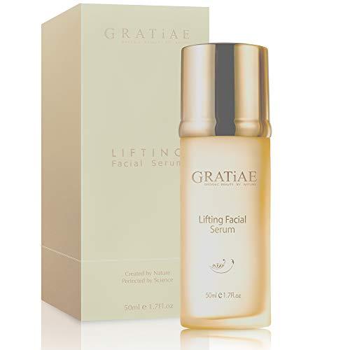 Gratiae Organics Lifting Facial Serum, 1.7 Ounce