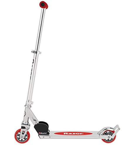 A2 Kick Scooter Color: Red