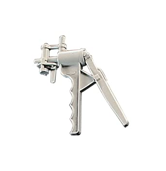 Nalgene 6131-0020 Hand-Operated Vacuum Pump, 36 cc/Stroke, PVC (Case of 4)