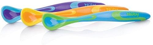 Nuby ID5383 Breilö ffel'Fun' 3-er Pack Nûby