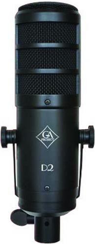 Golden Age Project D2 Large Dynamic Microphone by Golden Age Project