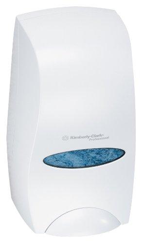 Kimberly-Clark Professional Windows 91182 800 mL White OnePak Skin Care - Clark Windows Kimberly Professional