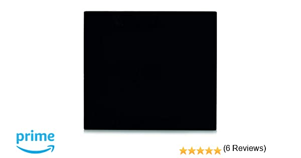 Zeller 26284 Placa de Panel de Cocina, Negro, 56x50x3 cm
